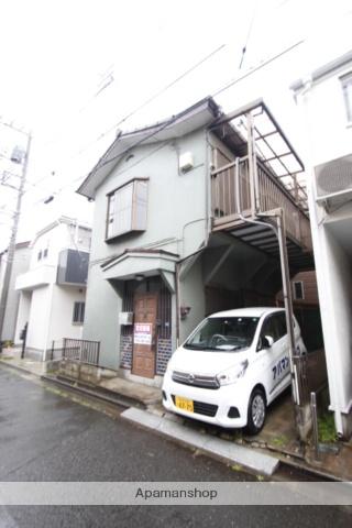 埼玉県富士見市、鶴瀬駅徒歩27分の築30年 2階建の賃貸一戸建て