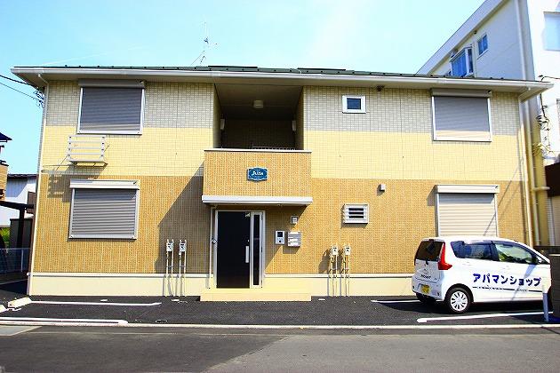 埼玉県ふじみ野市、鶴瀬駅徒歩30分の新築 2階建の賃貸アパート