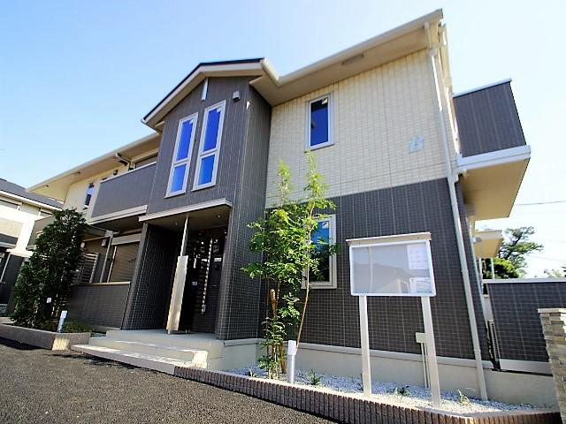 埼玉県朝霞市、朝霞台駅徒歩19分の新築 2階建の賃貸アパート