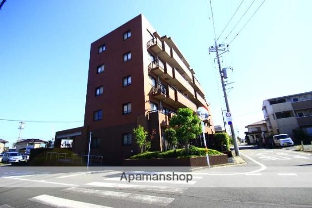 埼玉県川越市、南古谷駅徒歩5分の築17年 5階建の賃貸マンション