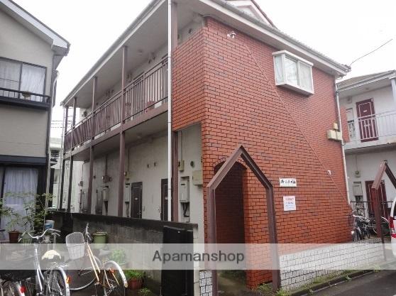 埼玉県川越市、新河岸駅徒歩18分の築90年 2階建の賃貸アパート