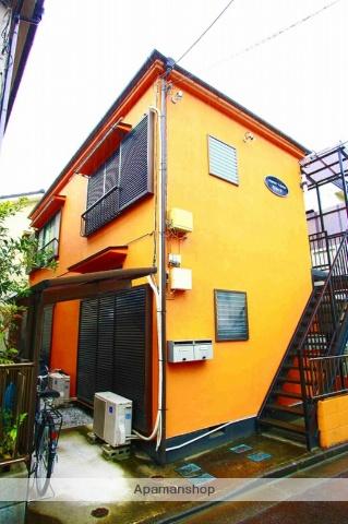 埼玉県ふじみ野市、上福岡駅徒歩6分の築31年 2階建の賃貸アパート
