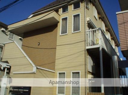 埼玉県新座市、新座駅徒歩27分の築25年 2階建の賃貸アパート