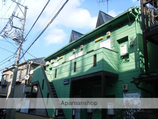 埼玉県朝霞市、朝霞駅徒歩15分の築28年 2階建の賃貸アパート