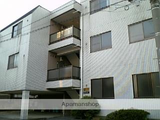 埼玉県志木市、志木駅バス6分いろは橋下車後徒歩1分の築25年 3階建の賃貸マンション