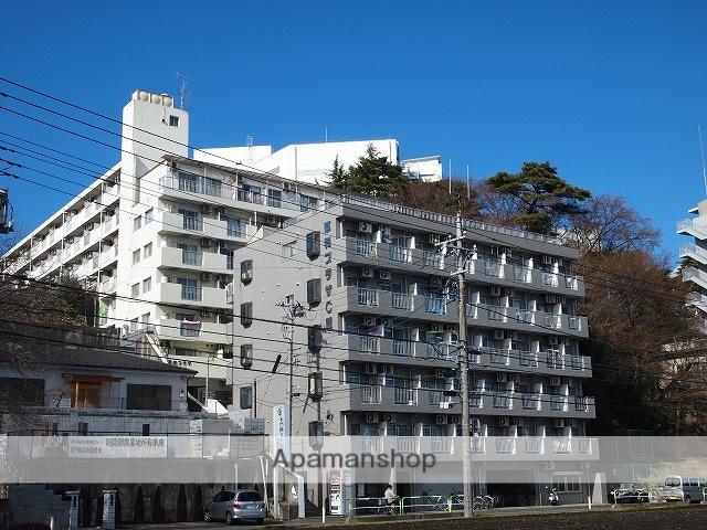 埼玉県朝霞市、北朝霞駅徒歩13分の築30年 8階建の賃貸マンション