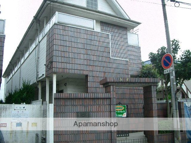 埼玉県富士見市、鶴瀬駅徒歩15分の築28年 2階建の賃貸アパート