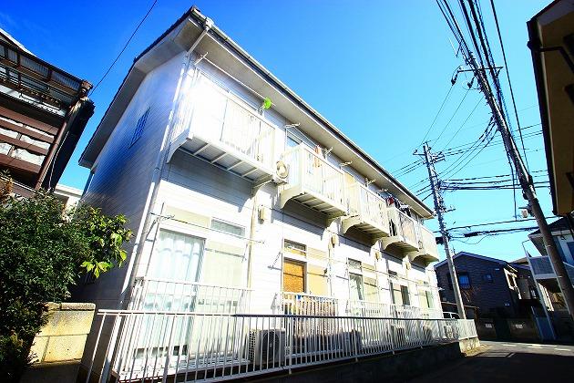 埼玉県富士見市、みずほ台駅徒歩31分の築21年 2階建の賃貸アパート
