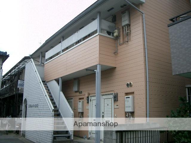 埼玉県富士見市、みずほ台駅徒歩32分の築31年 2階建の賃貸アパート