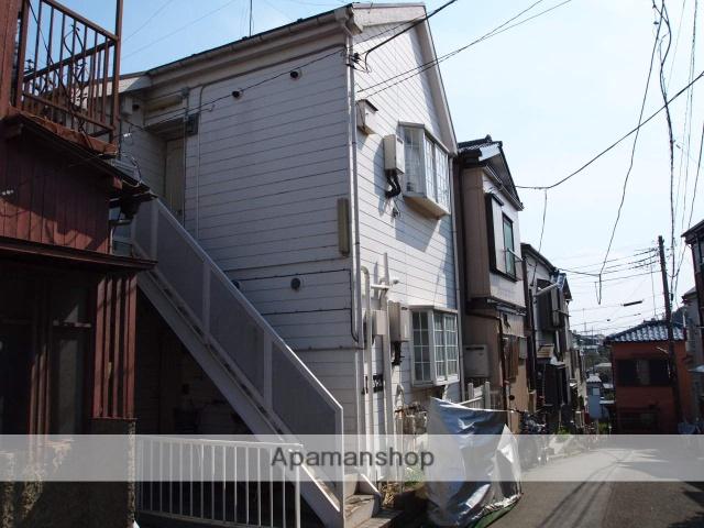 埼玉県富士見市、みずほ台駅徒歩27分の築26年 2階建の賃貸アパート