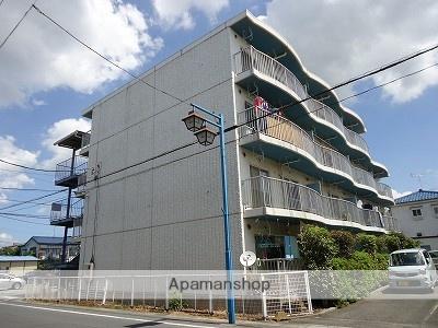 埼玉県川越市、上福岡駅徒歩15分の築29年 4階建の賃貸マンション