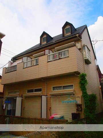 埼玉県ふじみ野市、鶴瀬駅徒歩24分の築28年 2階建の賃貸アパート