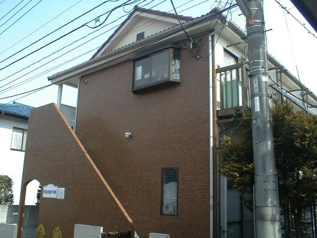 埼玉県ふじみ野市、上福岡駅徒歩9分の築26年 2階建の賃貸アパート