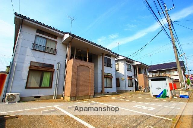 埼玉県富士見市、志木駅徒歩45分の築22年 2階建の賃貸アパート