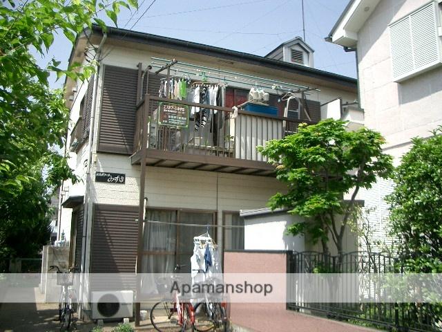 埼玉県富士見市、みずほ台駅徒歩10分の築26年 2階建の賃貸アパート