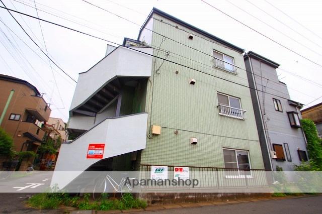 埼玉県富士見市、みずほ台駅徒歩14分の築24年 3階建の賃貸マンション