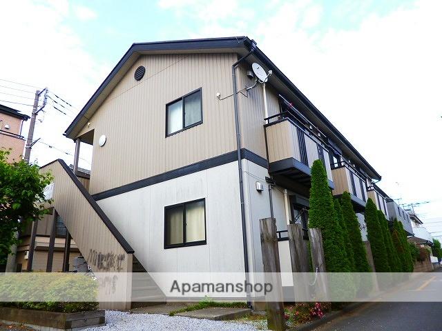 埼玉県入間郡三芳町、みずほ台駅徒歩19分の築12年 2階建の賃貸アパート