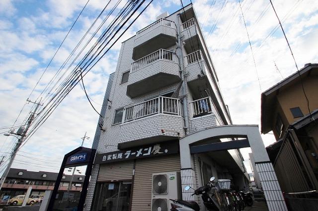 埼玉県富士見市、柳瀬川駅徒歩30分の築31年 4階建の賃貸マンション