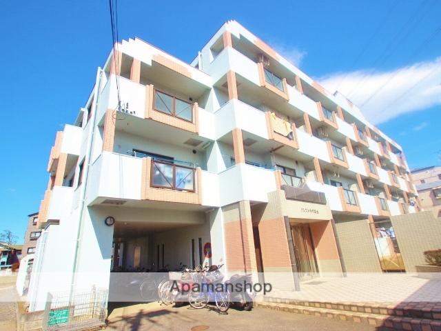 埼玉県富士見市、みずほ台駅徒歩13分の築23年 4階建の賃貸マンション