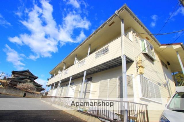 埼玉県富士見市、みずほ台駅徒歩48分の築24年 2階建の賃貸アパート