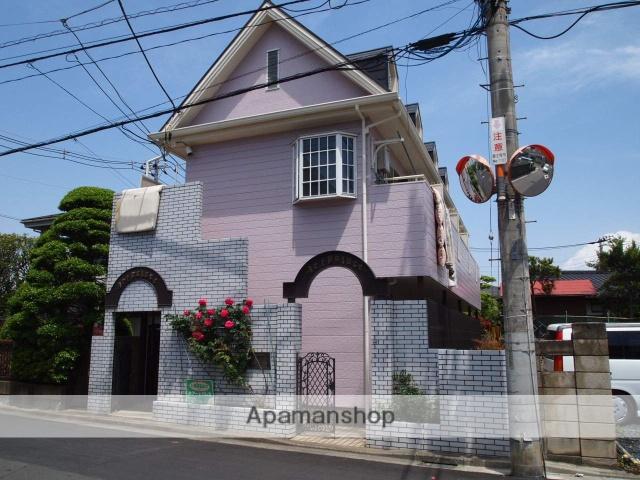 埼玉県富士見市、みずほ台駅徒歩30分の築28年 2階建の賃貸アパート