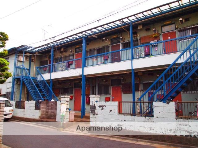 埼玉県入間郡三芳町、みずほ台駅徒歩35分の築41年 2階建の賃貸アパート