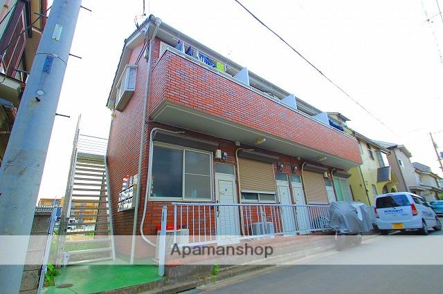 埼玉県入間郡三芳町、みずほ台駅徒歩31分の築27年 2階建の賃貸アパート
