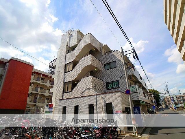 埼玉県朝霞市、北朝霞駅徒歩2分の築27年 5階建の賃貸マンション