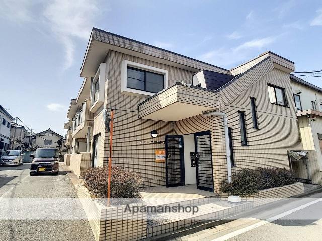 埼玉県川越市、新河岸駅徒歩24分の築26年 2階建の賃貸マンション