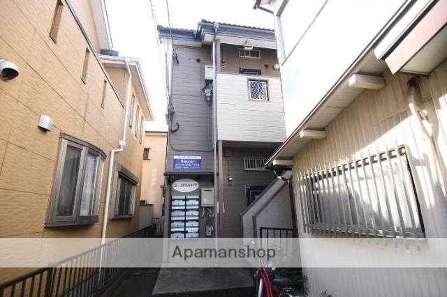 埼玉県川越市、上福岡駅徒歩13分の築22年 2階建の賃貸アパート