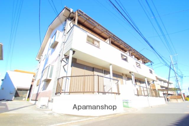埼玉県富士見市、柳瀬川駅徒歩20分の築12年 2階建の賃貸アパート