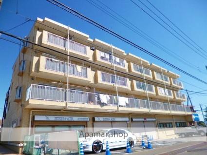 埼玉県富士見市、みずほ台駅徒歩13分の築28年 4階建の賃貸マンション