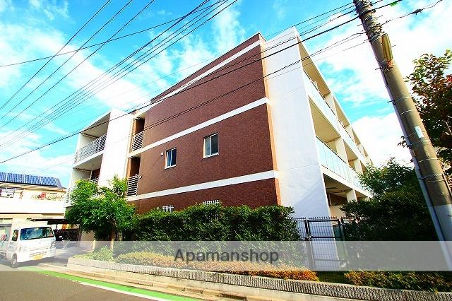 埼玉県川越市、新河岸駅徒歩7分の築7年 3階建の賃貸マンション