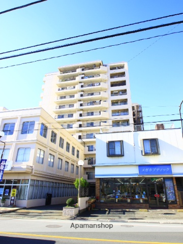 埼玉県ふじみ野市、ふじみ野駅徒歩21分の築40年 12階建の賃貸マンション