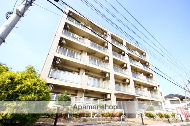 埼玉県富士見市、ふじみ野駅徒歩11分の築9年 5階建の賃貸マンション