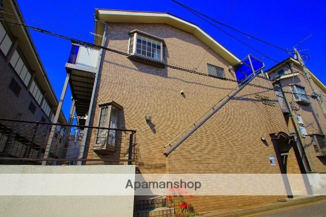 埼玉県富士見市、みずほ台駅徒歩13分の築24年 2階建の賃貸アパート