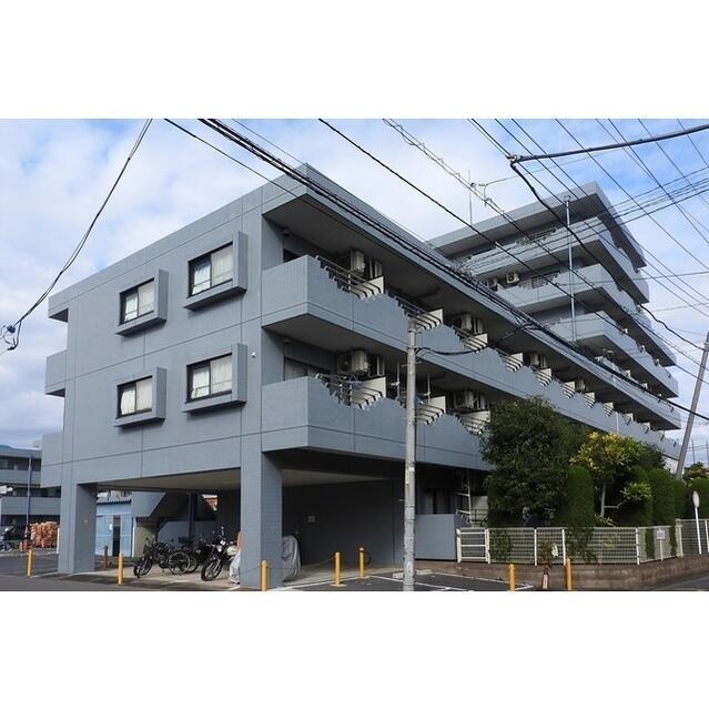 埼玉県新座市、新座駅徒歩15分の築21年 7階建の賃貸マンション