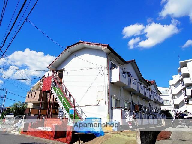 埼玉県志木市、新座駅徒歩27分の築30年 2階建の賃貸アパート