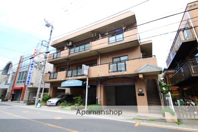 埼玉県志木市、北朝霞駅徒歩25分の築20年 3階建の賃貸マンション