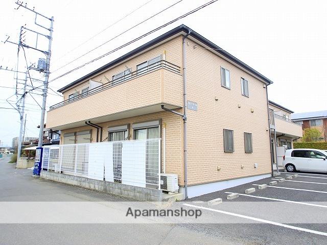 埼玉県川越市、南古谷駅徒歩10分の築10年 2階建の賃貸アパート