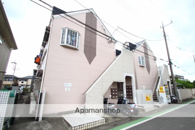 埼玉県川越市、南古谷駅徒歩7分の築29年 2階建の賃貸アパート