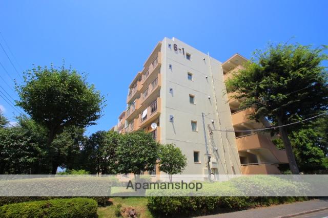 埼玉県富士見市、みずほ台駅徒歩7分の築37年 5階建の賃貸マンション