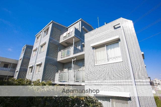 埼玉県富士見市、みずほ台駅徒歩10分の築28年 5階建の賃貸マンション