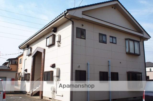 埼玉県富士見市、柳瀬川駅徒歩26分の築29年 2階建の賃貸アパート