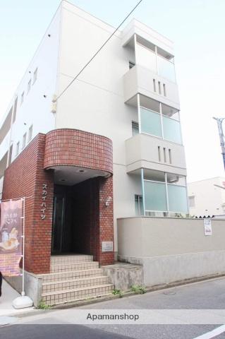 埼玉県入間郡三芳町、柳瀬川駅徒歩29分の築33年 3階建の賃貸マンション