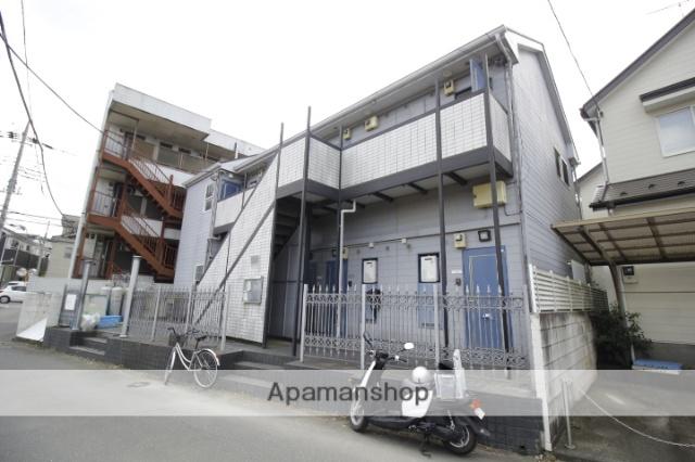 埼玉県新座市、新座駅徒歩16分の築27年 2階建の賃貸アパート