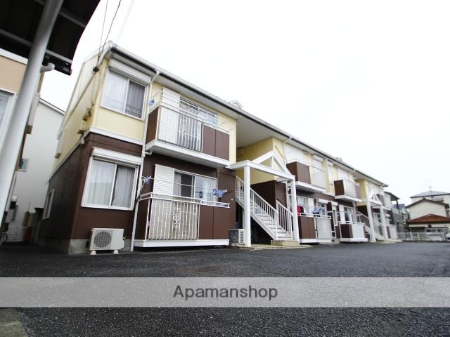 埼玉県新座市、新座駅徒歩27分の築24年 2階建の賃貸アパート