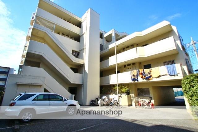 埼玉県朝霞市、北朝霞駅徒歩6分の築29年 5階建の賃貸マンション