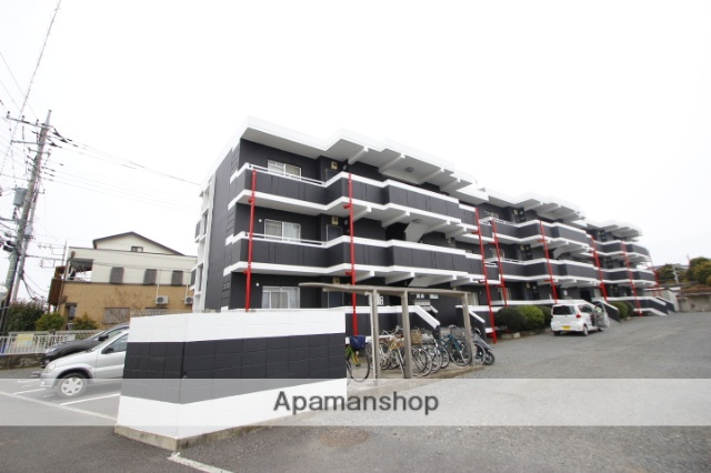 埼玉県川越市、南古谷駅徒歩45分の築24年 3階建の賃貸マンション