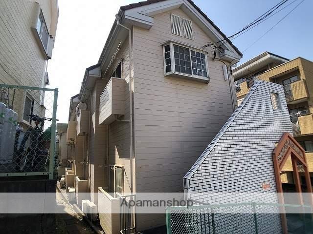 埼玉県川越市、ふじみ野駅徒歩37分の築27年 2階建の賃貸アパート